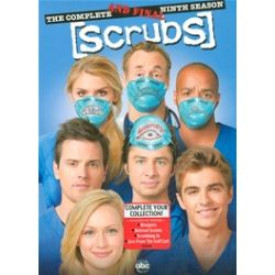 Scrubs: The Complete Ninth And Final Season (DVD 2009)