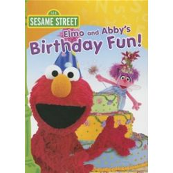 Sesame Street: Elmo And Abby's Birthday Fun! (DVD)