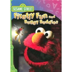 Sesame Street: Firefly Fun And Buggy Buddies (DVD 2010)
