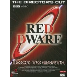 Red Dwarf: Back To Earth - The Director's Cut (DVD 2009)