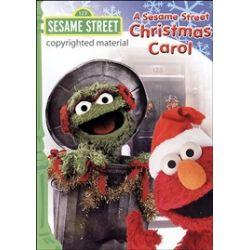Sesame Street: A Sesame Street Christmas Carol (DVD)