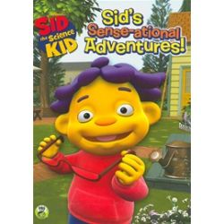 Sid The Science Kid: Sid's Sense-ational Adventures (DVD 2008)