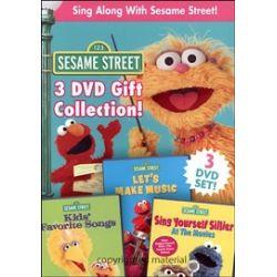Sesame Street:  Sing Along With Sesame Street (3 Pack) (DVD 2005)