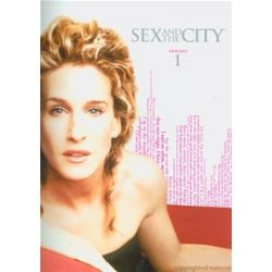 Sex And The City: The Complete First Season (Repackage) (DVD 1998)