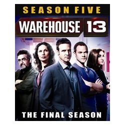 Warehouse 13: Season Five (DVD 2012)