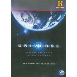 Universe, The: The Mega Collection (DVD)