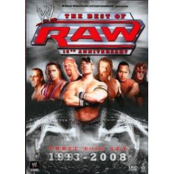 WWE: Best Of Raw - 15th Anniversary (DVD 2007)