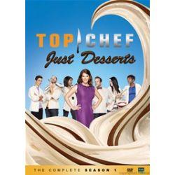 Top Chef: Just Desserts - Season 1 (DVD 2010)