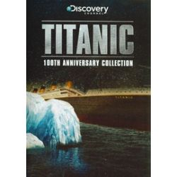 Titanic: 100th Anniversary Collection (DVD 2011)