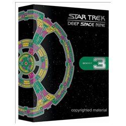 Star Trek: Deep Space Nine - Season 3 (DVD 1995)