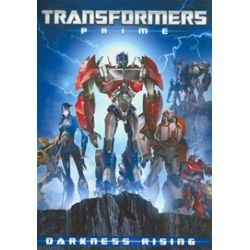 Transformers Prime: Darkness Rising (DVD 2011)