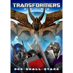 Transformers Prime: One Shall Stand (DVD)