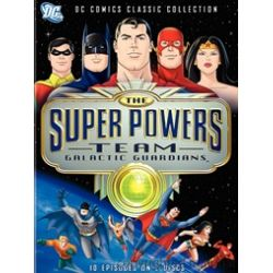 Super Powers Team, The: Galactic Guardians (DVD 1986)