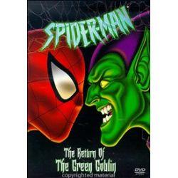 Spider-Man: The Return Of The Green Goblin (DVD 2002)