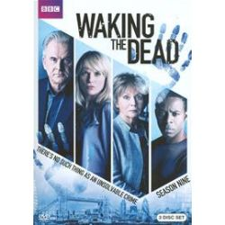 Waking The Dead: The Complete Season Nine (DVD 2011)