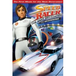 Speed Racer: The Next Generation - The Beginning (DVD 2008)