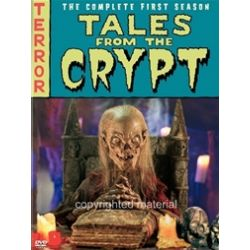 Tales From The Crypt: The Complete First Season (DVD 1989)