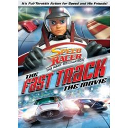 Speed Racer: The Next Generation - The Fast Track (DVD 2008)