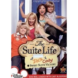 Suite Life Of Zack & Cody, The: Sweet Suite Victory (DVD)