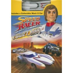 Speed Racer: The Next Generation - Comet Run (DVD 2008)
