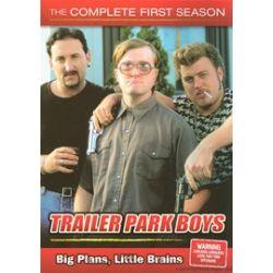 Trailer Park Boys: The Complete First Season (DVD 2001)