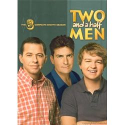Two And A Half Men: The Complete Eighth Season (DVD 2010)