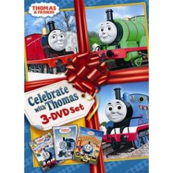 Thomas & Friends: Celebrate With Thomas (3 Pack) (DVD)