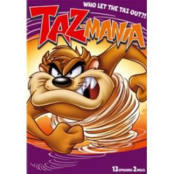 Taz-Mania: Who Let The Taz Out - Season One Part Two (DVD)