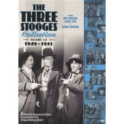 Three Stooges Collection, The: 1949 - 1951 - Volume Six (DVD 1949)