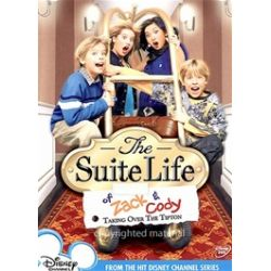 Suite Life Of Zack & Cody, The: Taking Over The Tipton (DVD 2005)