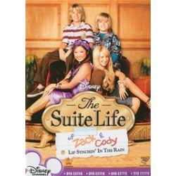 Suite Life Of Zack & Cody, The: Lip Synchin' In The Rain (DVD 2008)
