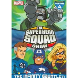 Super Hero Squad Show, The: The Infinity Gauntlet - Volume 4 (DVD)