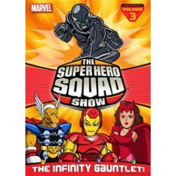 Super Hero Squad Show, The: The Infinity Gauntlet - Volume 3 (DVD)
