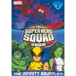 Super Hero Squad Show, The: The Infinity Gauntlet - Volume 2 (DVD)