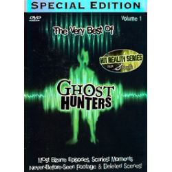 Very Best of Ghost Hunters, The: Volume 1 - Most Bizarre Episodes & Scariest Moments (DVD 2005)
