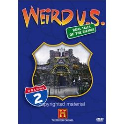 Weird U.S.: Volume 2 (DVD 2005)