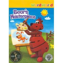 WordWorld: Bear's Masterpiece (DVD 2007)