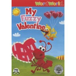 WordWorld: My Fuzzy Valentine (DVD 2007)