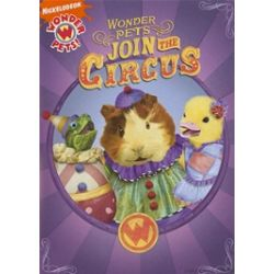 Wonder Pets: Join The Circus (DVD 2008)