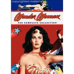 Wonder Woman: The Complete Collection (DVD 1976)