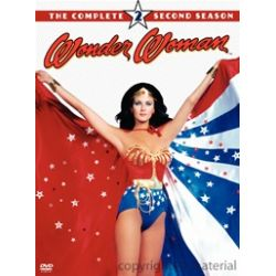 Wonder Woman: The Complete Second Season (DVD 1977)