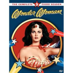 Wonder Woman: The Complete Third Season (DVD 1976)