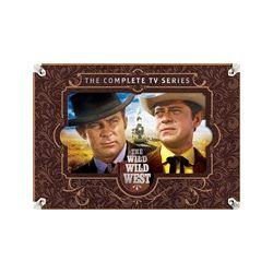 Wild Wild West, The: The Complete TV Series (DVD 1965)