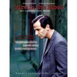 Wire In The Blood: The Complete Seasons 1 - 4 (DVD 2008)