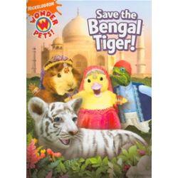 Wonder Pets: Save The Bengal Tiger / Wonder Pets: Save The Wonder Pets (2 Pack) (DVD 2011)