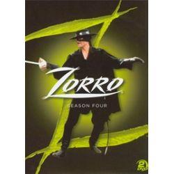 Zorro: The Complete Season 4 (DVD 2011)