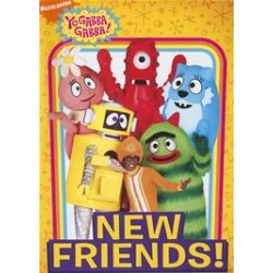Yo Gabba Gabba: New Friends (DVD 2009)