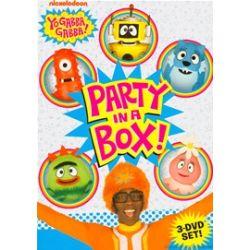 Yo Gabba Gabba: Party In A Box Collection (DVD 2011)