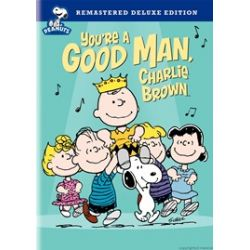 You're A Good Man, Charlie Bown: Deluxe Edition (DVD 1985)