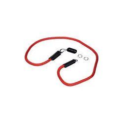Black Label Bag Silk Cord Camera Strap (Red Dot Red) BLB 206 RED